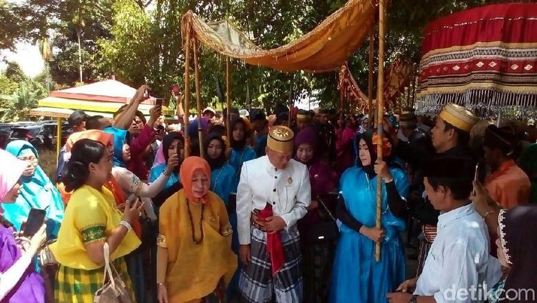 Ritual Mappalesso Samaja (Jaya Hartawan/detikTravel)
