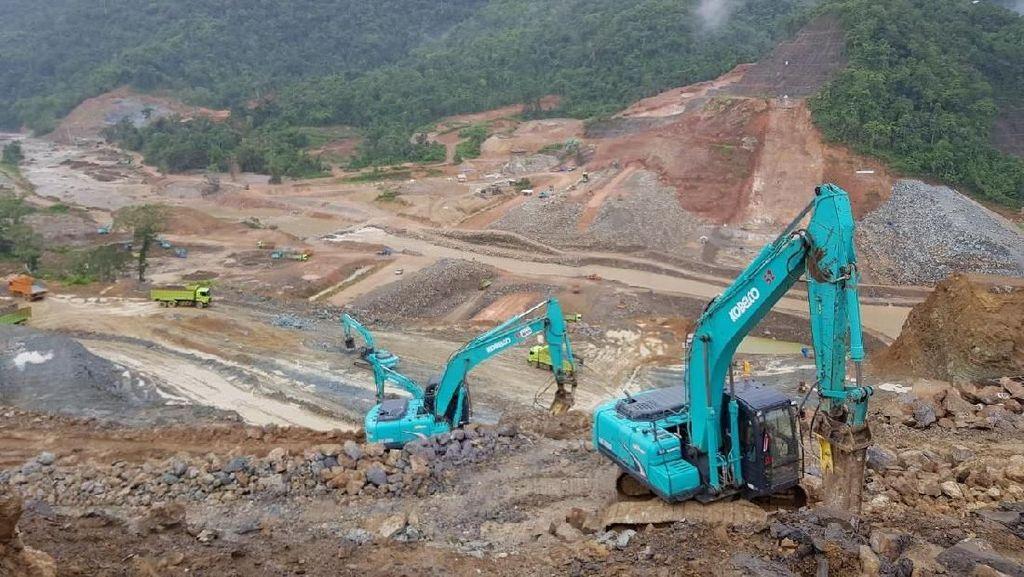 Melihat Progres 3 Bendungan Prioritas Jokowi di Aceh