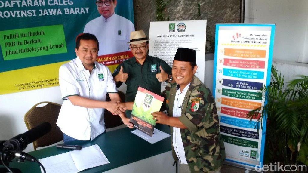 PKB Minta Ribuan Bakal Calegnya Bantu Menangkan Ridwan Kamil-Uu