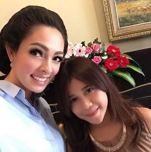 Bianca Jodie dan Reisa Broto Asmoro, Cantikan Tante apa Keponakan?