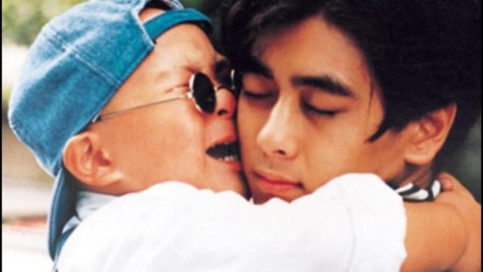 Jimmy Lin pasti akrab diingatan para pecinta film tahun 90-an. Pasalnya, akting Jimmy sebagai kakaknya Boboho di film Shaolin Popey tidak bisa terlupakan begitu saja. Foto: Youtube