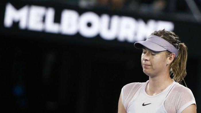 Maria Sharapova kandas di babak ketiga Australia Terbuka 2018 (Thomas Peter/Reuters)