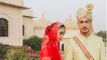 Intimnya Foto Akad Nikah Raisa dan Hamish Daud