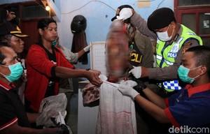 Penampakan Rumah Jagal Anjing yang Digebek Polisi di Bandung