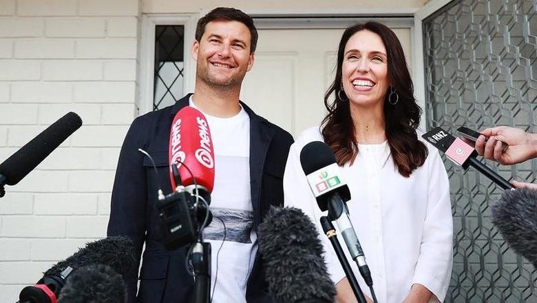 PM New Zealand Jacinda Ardern umumkan kehamilannya/ Foto: Getty Images