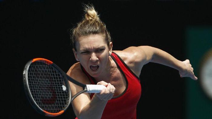 Simona Halep lolos ke babak keempat Australia Terbuka (Thomas Peter/Reuters)