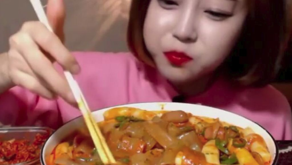 Foto: Orang-orang Korea Ini Makan Banyak Tapi Nggak Gendut-gendut