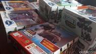 Tarif Baru Jasa Pelabuhan Kerek Harga Mainan Impor