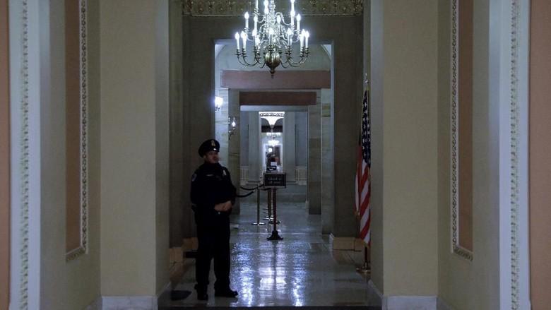 Pemerintah AS Tutup, Gedung Putih Salahkan Partai Demokrat