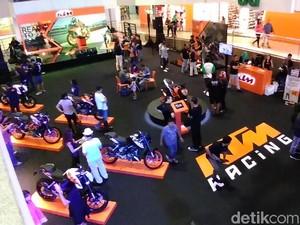 KTM Siap Manjakan Konsumen di Surabaya