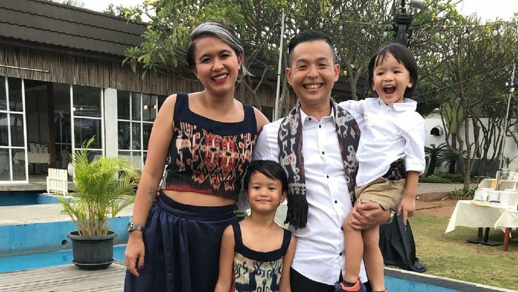 Usaha Ernest Prakasa agar Punya Family Time Meski Sibuk Kerja