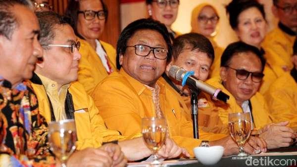 Akan Bertemu Wiranto, OSO: Bukan Soal Dukungan, Hanura Cuma Satu