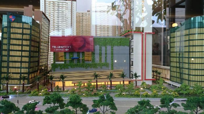 Konsep pembangunan Trans Park Juanda Bekasi (Dok. detikcom)