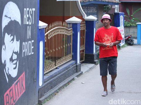 Melongok Kampung Persib di Sumedang