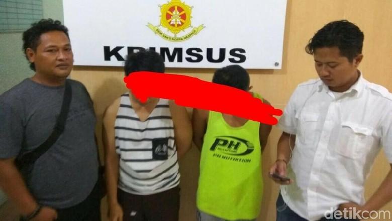 Sebar Video Porno, Pasangan Gay di Depok Ditangkap Polisi