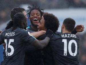 Hazard: Chelsea Tak Butuh Penyerang Baru
