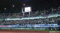 Penjelasan Adhi Karya soal Penurunan Tanah di Stadion GBLA