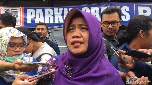 Ketua Komisi B DPRD DKI Jakarta Yusriah Dzinnun