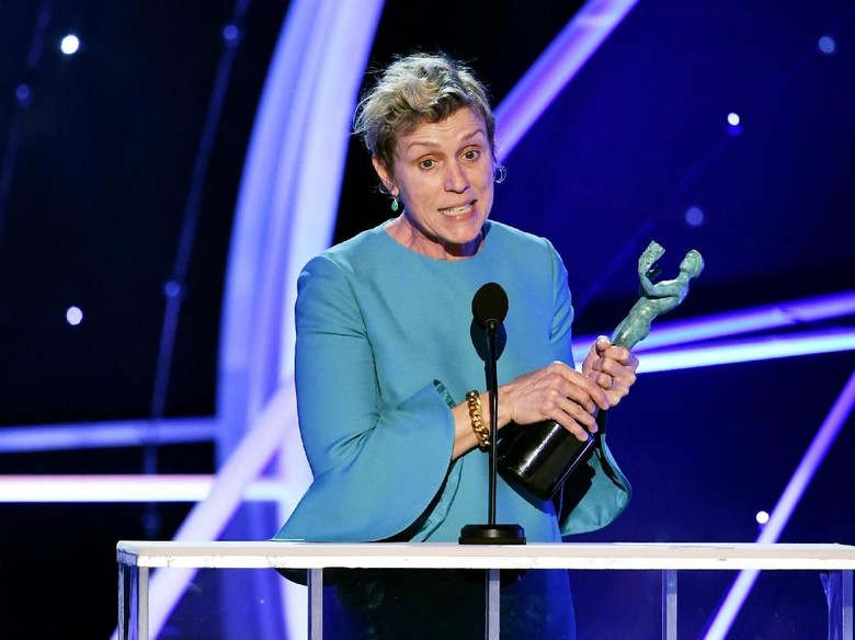 Frances McDormand. Foto: (Getty Images)