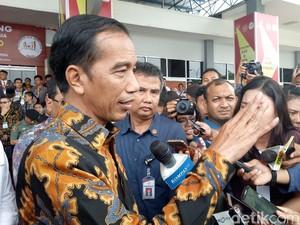 Jokowi Puji Venue Asian Games di Palembang: Semuanya Sangat Bagus