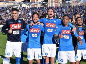 Kemenangan yang Sangat Menyenangkan bagi Napoli