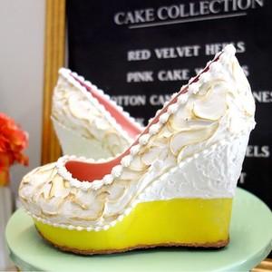 Wow! Deretan Sepatu Ini Terlihat Persis <i>Dessert</i> Asli!