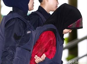 Siti Aisyah Jalani Sidang Kasus Pembunuhan Kim Jong Nam