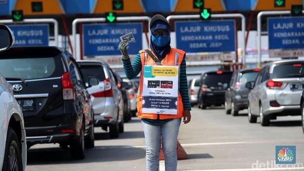 Tahun Politik, Jasa Marga Target 244 Km Tol Baru Bisa Dilalui
