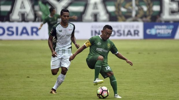 Skuat Persebaya Aman dari Bom Surabaya