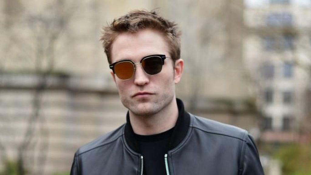 Robert Pattinson Bungkam Ditanya soal Peran Batman