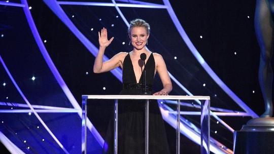 Kristen Bell Sukses Jadi Host SAG Awards 2018