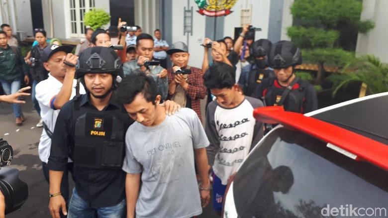 Selundupkan Ekstasi ke Lapas Pemuda Tangerang, 2 Pria Ditangkap