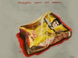 Noor Ibrahim Gelar Pameran Tunggal Tribute di Jakarta