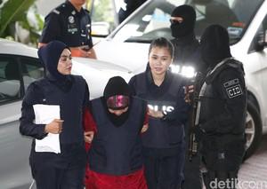Kemlu Pastikan Terus Bantu Siti Aisyah di Kasus Kim Jong-Nam