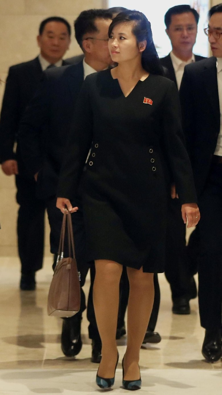 Hyon Song Wol, Pemimpin Delegasi Korut Sang Mantan Pacar Kim Jong-Un