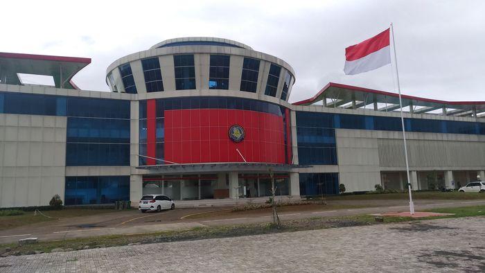 Foto: Balai Diklat Balai Pendidikan dan Pelatihan Penerbangan Curug (Moch Prima Fauzi)