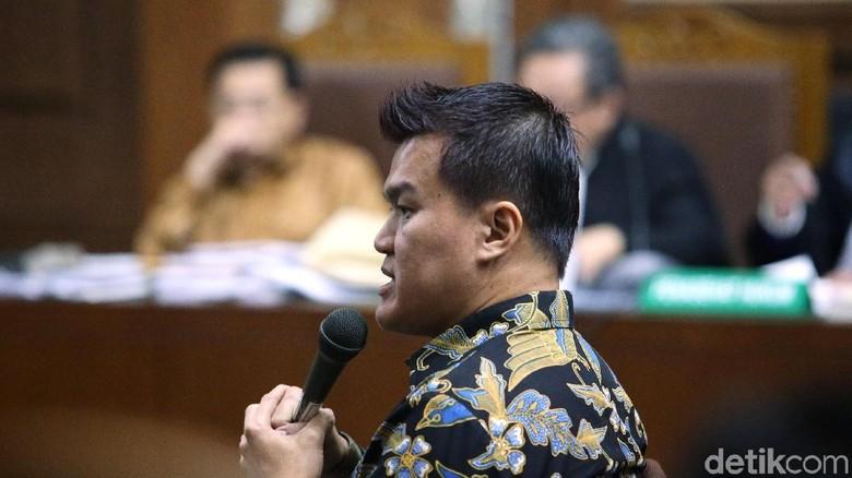 Terpidana Kasus e-KTP Andi Narogong Dieksekusi ke Lapas Tangerang