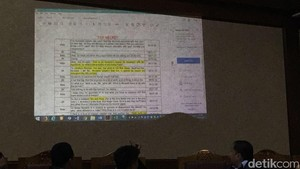 Jaksa Tampilkan Percakapan Johannes Marliem dan FBI di AS