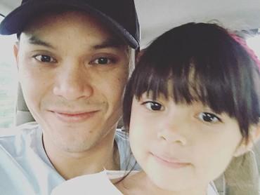 Ayah Ben sayang banget sama Sienna... (Foto: Instagram @benkasyafani)