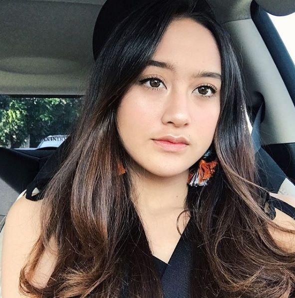 Salshabilla Adriani dari instagram.