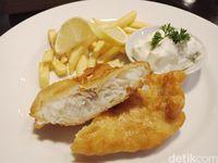 PGP Cafe: Bersantai Minum Kopi Sambil Mencicip Fish and Chips di Kafe Cozy