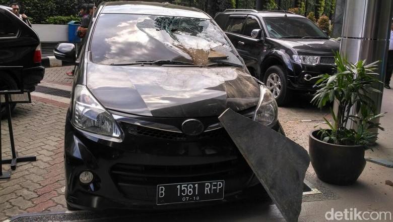 Ada Gempa, Pabrik Toyota di Sunter dan Karawang Sempat Berhenti Operasi Foto: (Denita-detikcom)
