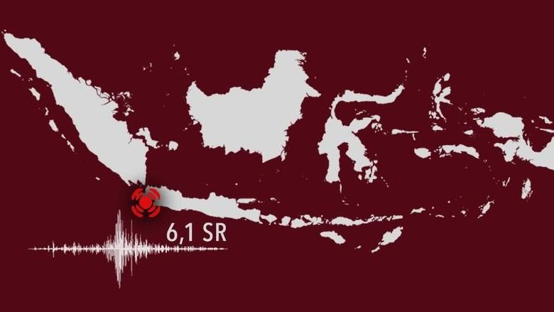 Beredar Kabar Ada Gempa Susulan 7,4 SR Nanti Malam, BMKG: Hoax