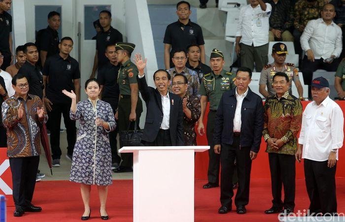 Selama satu tahun terakhir, Istora Senayan direnovasi untuk pelaksanaan Asian Games 2018. Penampilan Istora Senayan setelah direnovasi lebih mentereng dengan sistem pencahayaan yang lebih baik serta sistem pendingin ruangan yang sangat bagus.