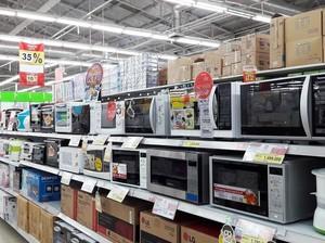 Kompor sampai Microwave Turun Harga di Transmart Carrefour