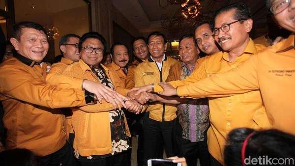 LSI Denny JA: Hanura Berpotensi Jadi Partai Gurem