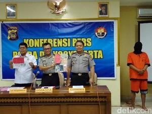 Oknum Pegawai Pemkot Yogya Terjaring OTT Tim Saber Pungli