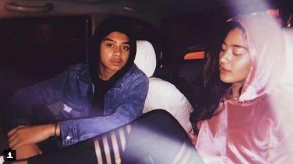 Ini Foto Salshabilla Adriani saat Hangout bersama Rekannya