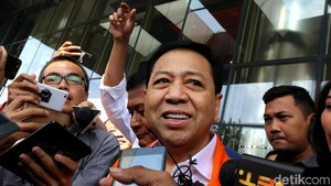 Soal Buku Hitam Novanto tentang Jatah DPR, KPK: Belum Disampaikan