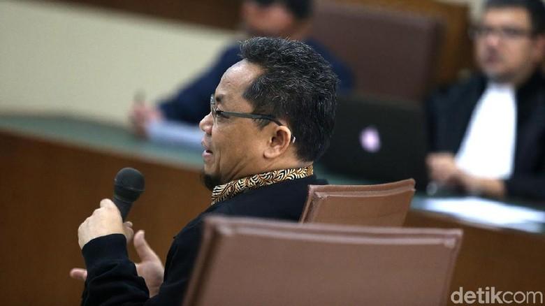 Eks Auditor Utama BPK Dituntut 15 Tahun Penjara